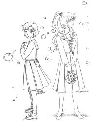 Ami chan et Mako Chan