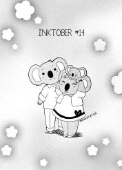 Inktober14-Koalas