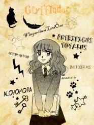 Inktober15-Hermione