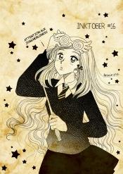 Inktober16-Luna